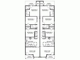 single story duplex designs floor plans one story duplex house plans quotes home plans blueprints 82253