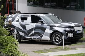 land rover track range rover sport expected to arrive by the middle of 2013 auto