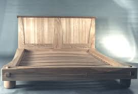 Beech Bed Frame Solid Bed Frame With Beech Slats Woodworking Ideas Chairs