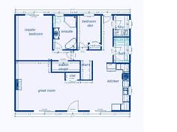 Metal Building Home Floor Plans by House Blueprint Maker Affordable X Metal Building With Living