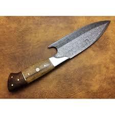 handmade kitchen knives damascus chef s knife custom handmade damascus steel kitchen