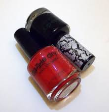 nail a college drop out still on the eh dazzle dry black