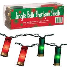 shotgun shell christmas lights real shotgun shell christmas lights