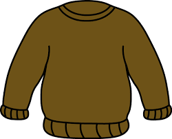 brown sweater sweater clip sweater images
