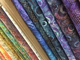 tons of new cotton batik fabrics fabric outlet sf