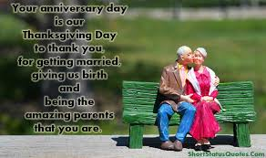 wedding quotes to parents anniversary status for and parents anniversary status