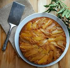 maple apple upside down cake joy of kosher