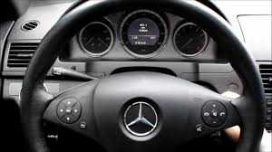 mercedes c class dashboard mercedes benz c class w204 service indicator reset youtube
