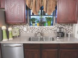 peel and stick kitchen backsplash backsplash cool self stick kitchen backsplash tiles design decor
