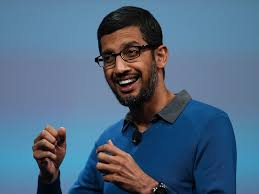 who is the owner of company the of ceo sundar pichai in photos business insider