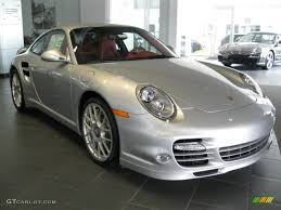 2011 silver metallic paint to sample porsche 911 turbo s coupe