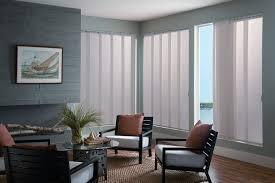 decorating window treatments for sliding glass doors