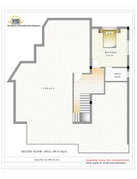3 story house plan and elevation 3521 sq ft kerala home 3 story house second floor plan 327 sq m 3521 sq ft