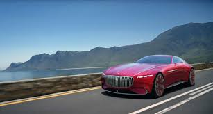 mercedes maybach vision mercedes maybach 6 mercedes benz
