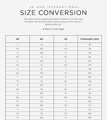 shoe size chart india vs uk childrens shoe size conversion chart next official site