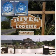 lodging river south hill country bed bath inn cabins river lodging
