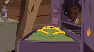 Picture Of Someone Sleeping At Their Desk Here U0027s Why Your Body Jerks Awake When You U0027re Falling Asleep