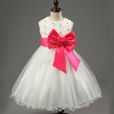 new years dresses for kids 2018 new retails 2 10 years baby dresses flower pearls