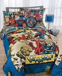 Marvel Baby Bedding Marvel Bedding Queen Size 5515