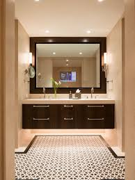 led vanity mirror tv houzz