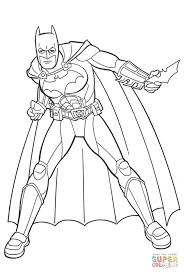 batman caped crusader coloring free printable coloring