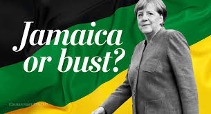 Jamaican Flag Day Germany Election After Afd Gains Merkel Seeks U0027jamaican