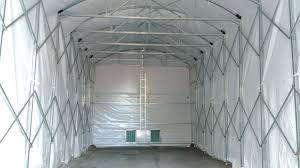 yachtgarage spray booth with water treatment plant aua