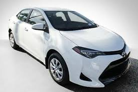 toyota l the 2018 toyota corolla sedans and hatchback are class value