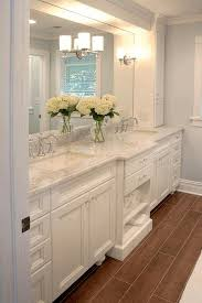 small master bath plans black finish stained wooden frame