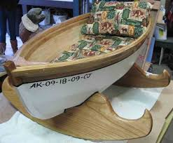 boat shaped cradle woodworking blog videos plans how to