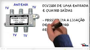 Favorito DIVISORES DE SINAL (TV) - YouTube @CE32