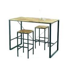 cuisine rectangulaire table haute rectangulaire table haute rectangulaire l117cm