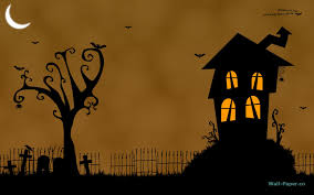 halloween wallpaper for computer cartoon halloween computer wallpaper
