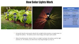 Outdoor Solar Lights On Sale by Hampton Bay Black Solar Led Pathway Outdoor Light 6 Pack Nxt