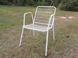 fabulous mesh wire outdoor chair mesh patio chairs with white patio