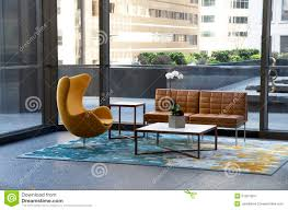 modern office building lobby furniture stock photo image lobby
