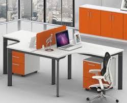 Inexpensive Reception Desk Mayline Cst27 Csii L Shaped Reception Desk With Double Pedestal