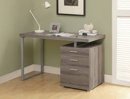 amazon com monarch reclaimed look left or right facing desk 48