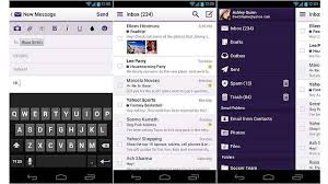 yahoo apps for android the updated version of yahoo mail app is now available for