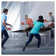 franklin sports quikset table tennis table franklin sports quikset table tennis table target