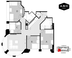 Colony Homes Floor Plans by The Arc Students Columbia College Chicago
