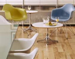 eames molded plastic chairs design story smart furniture
