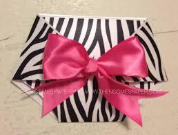 zebra diaper baby shower invitation zebra and pink baby shower