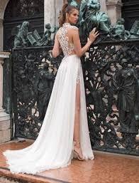 Wedding Dress Trend 2018 2017 Deep V Neck Lace Top Mermaid Wedding Party Dresses Long