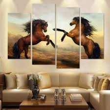 Decorative Pieces For Home by Popular Paint Horse Pictures Buy Cheap Paint Horse Pictures Lots