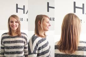 Frisuren Lange Haare Vorher Nachher by Typveränderung Kurze Haare Hair Hagemann