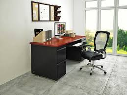 modern office desks home office modern scandinavian desc drafting chair walnut