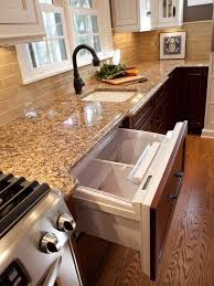 install kitchen backsplash these countertops look similar to ours and i like this subway tile