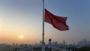 Flag Half Mass Today Flags Across Singapore Fly At Half Mast As Mark Of Respect For Mr