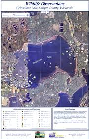 Wisconsin Gis Maps by Grindstone Lake Geographic Information Systems Center Uwsp